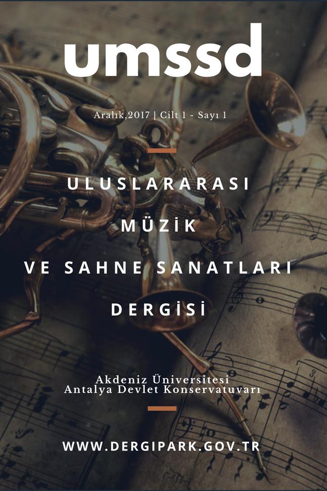 Müzik ve Sahne Sanatları Dergisi