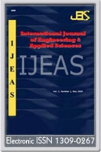 International Journal Of Engineering & Applied Sciences